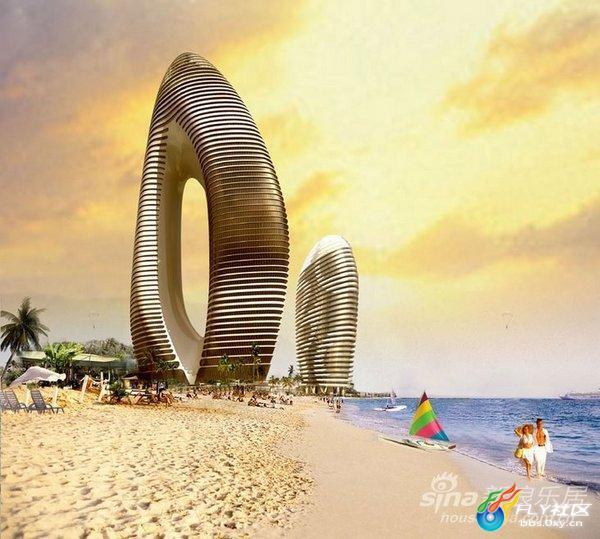 东方迪拜 建设中的三亚凤凰岛[16p] - 〖美图诗画〗