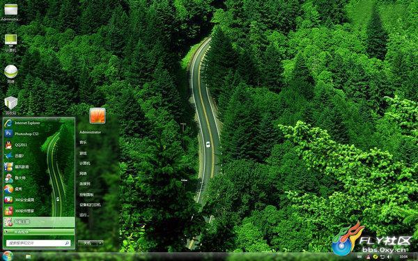 2012年2月日历桌面 美丽风光电脑桌面 三月樱花电脑主题 极简视觉电脑