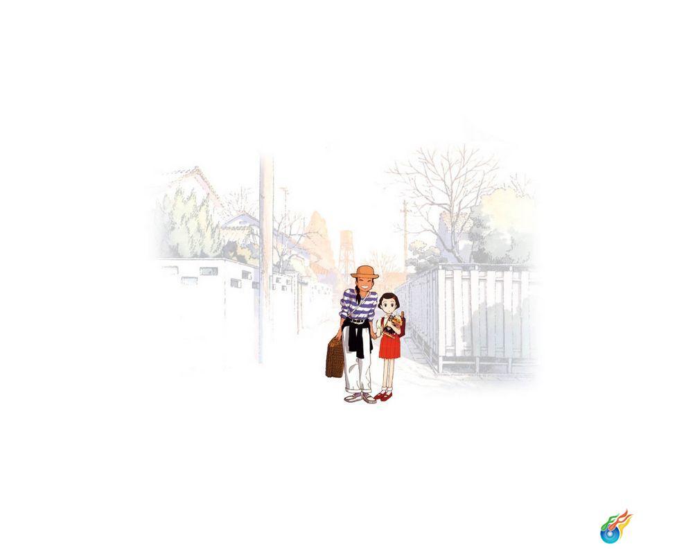 高清壁纸:宫崎骏作品合集Ⅱ
