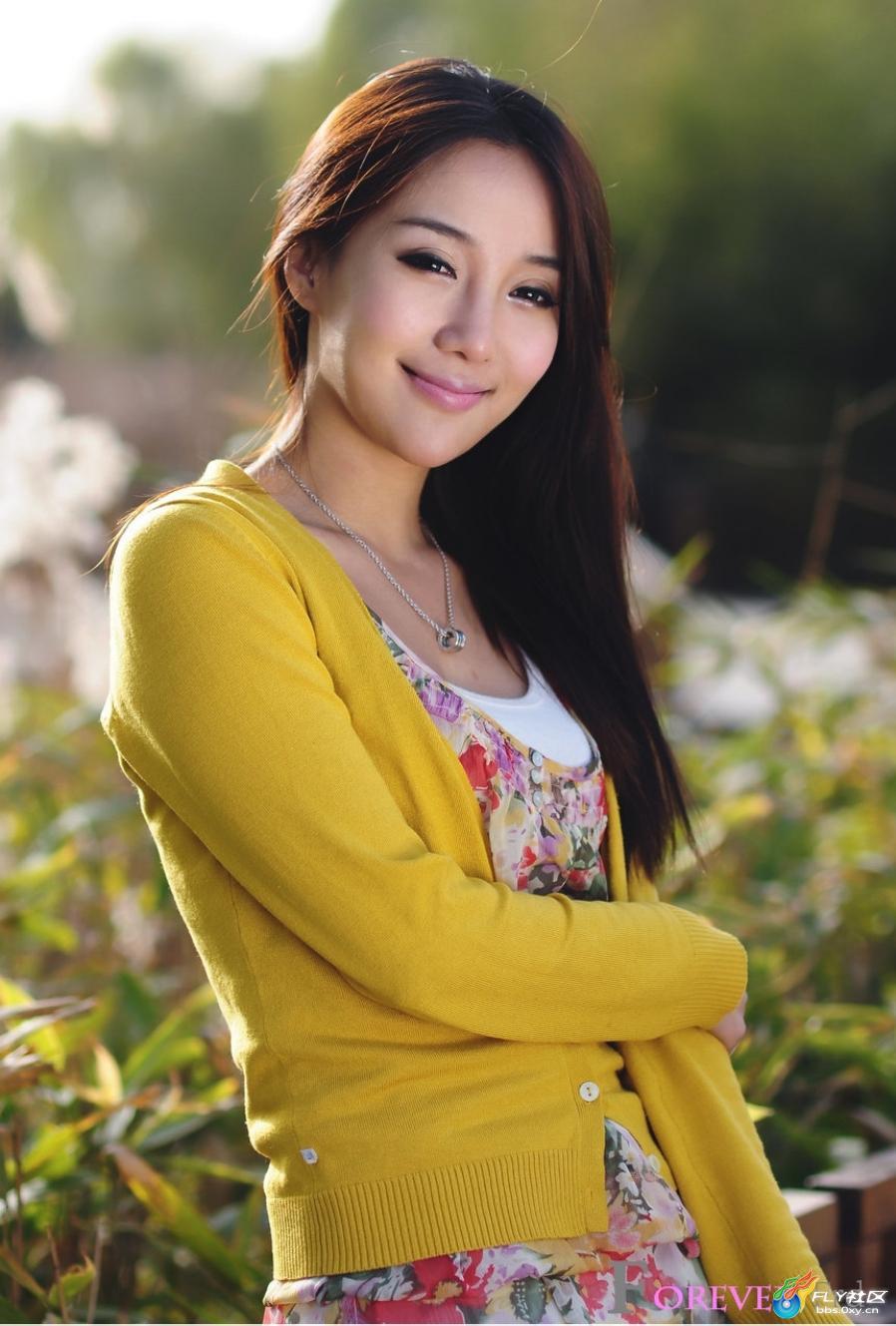 清纯美女韩国记忆