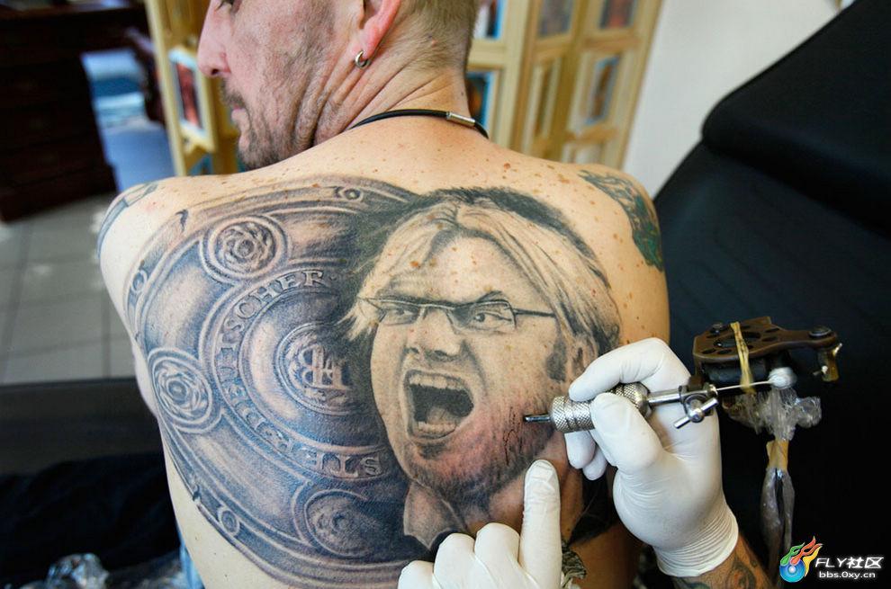 专题汇总:纹身(大西洋月刊)