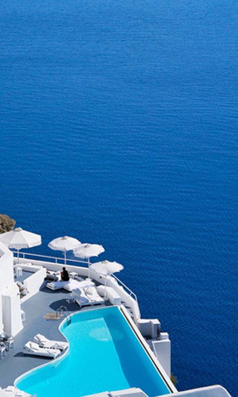 海岛风景手机壁纸:
