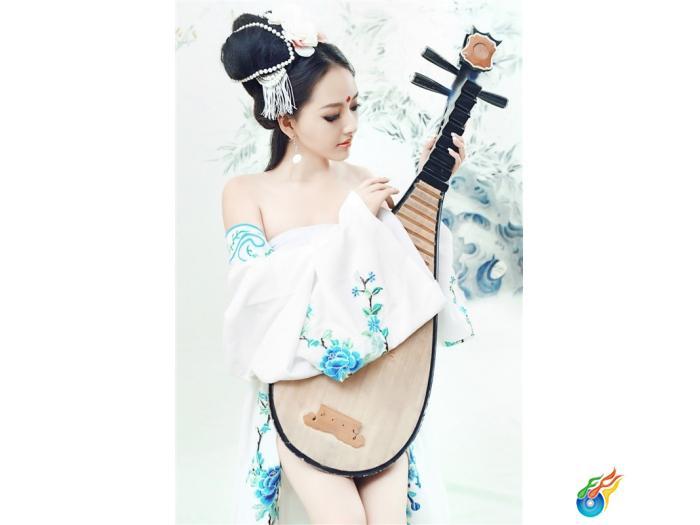 中国古代美女南宫舞