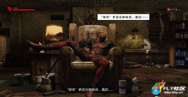 【动作冒险】死侍破解中文版游戏下载和攻略【5g】