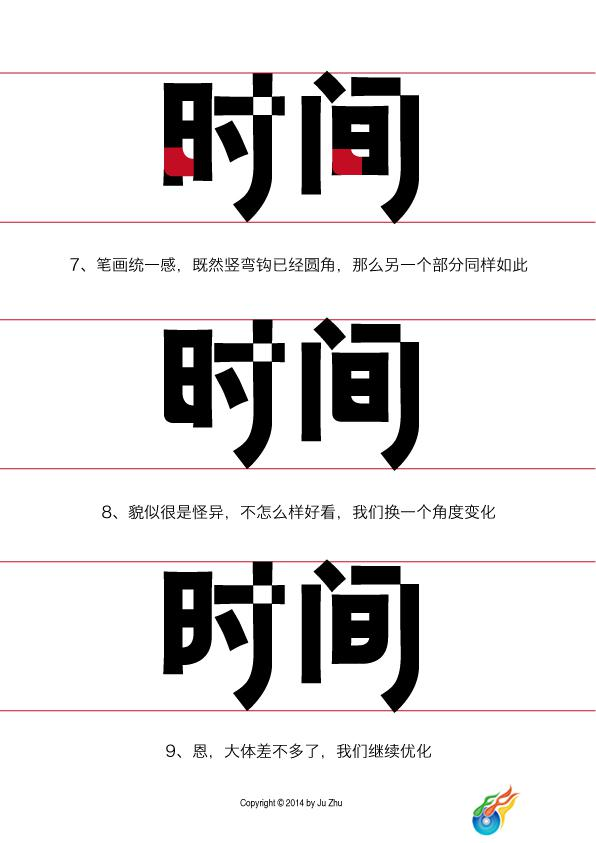 字体设计在平面设计中的运用