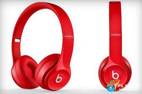 苹果联合beats发布solo2无线版蓝牙耳机