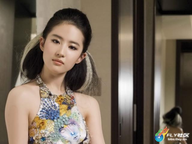 刘亦菲 美图